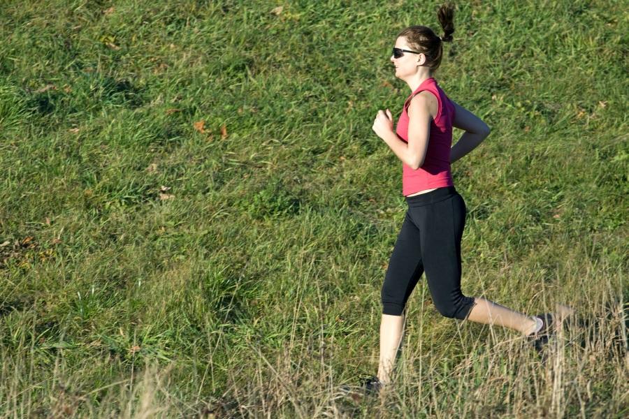 Pierwsze bieganie. Wrocław 11 listopada 2010 roku