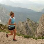 trening w Tatrach