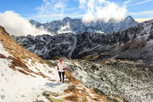 obóz biegowy w Tatrach