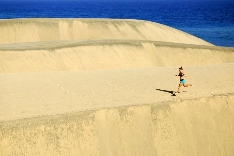 obóz biegowy Gran Canaria