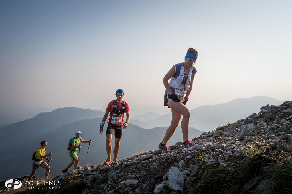 ii Bieg Ultra Granią Tatr 2015