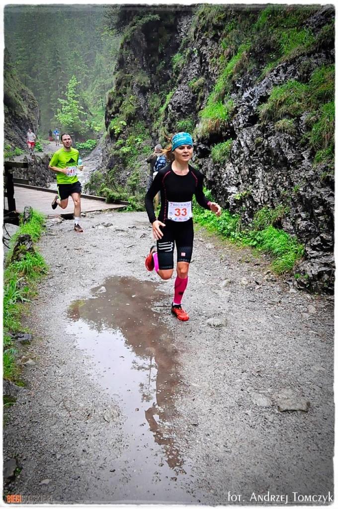 Bieg Sokoła w Tatrach
