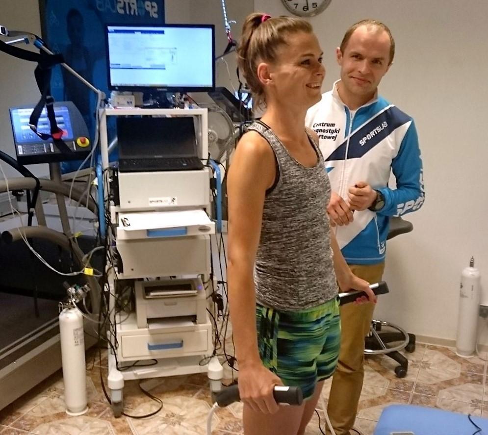 Analiza składu ciała w Sportslab