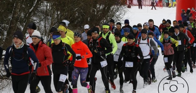 start Icebug Winter Trail 2016