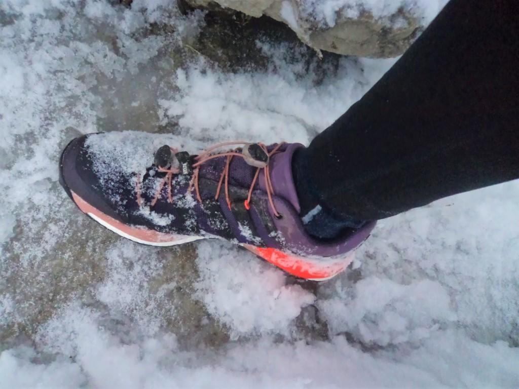 trening w Tatrach, adidas terrex boost