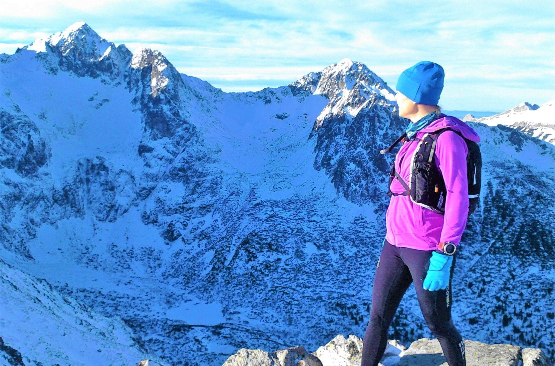 bieganie w Tatrach