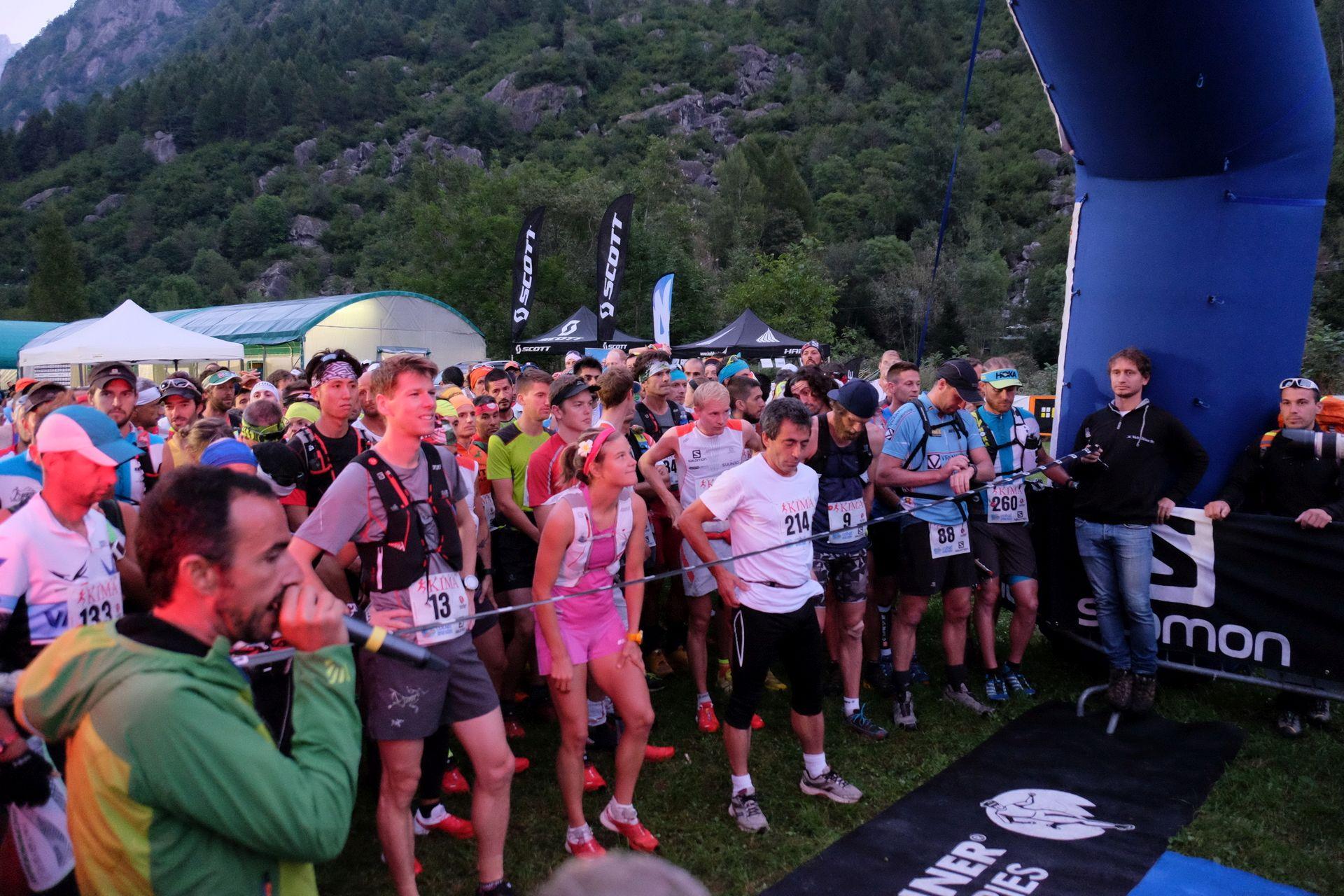 Val Masino Trofeo Kima start