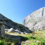 trening w Val Masino Valle Zocca Trofeo Kima