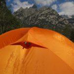 Val Masino camping Sasso Remenno