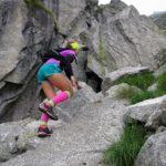 Val Masino Passo del Barbacan Trofeo Kima