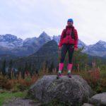 Trening w Tatrach. Zawrat i Świnica