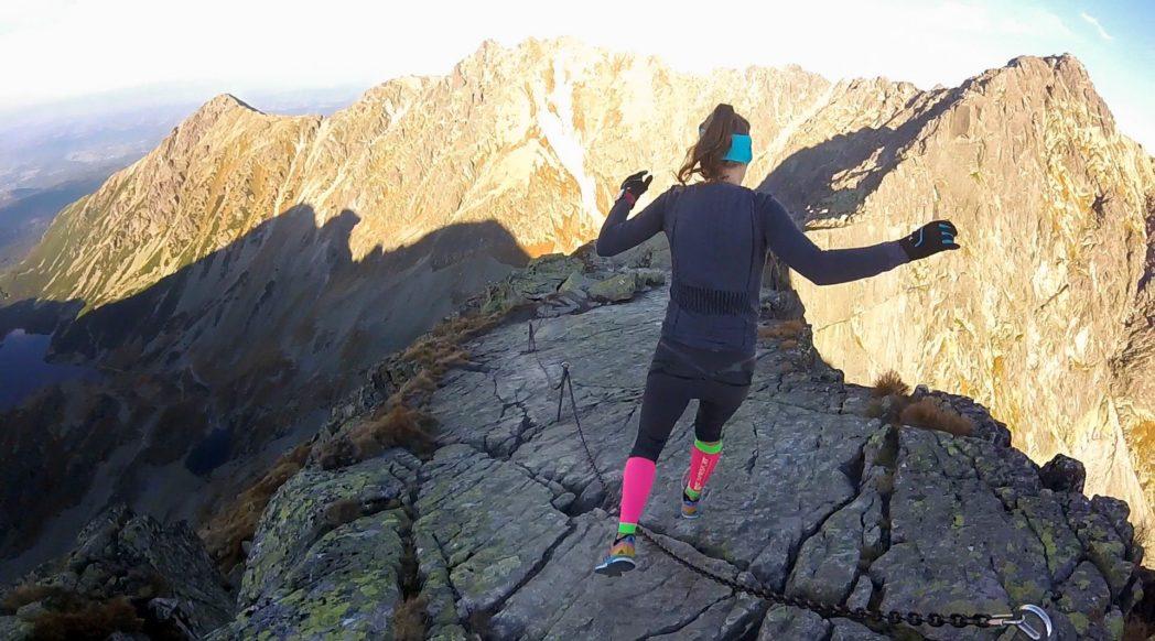 Orla Perć. Kobiecy rekord przejścia