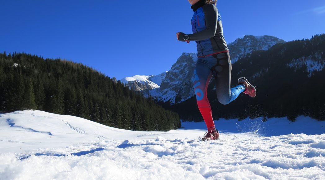 Zimowe trasy biegowe. Tatry Zachodnie, Dolina Małej Łąki