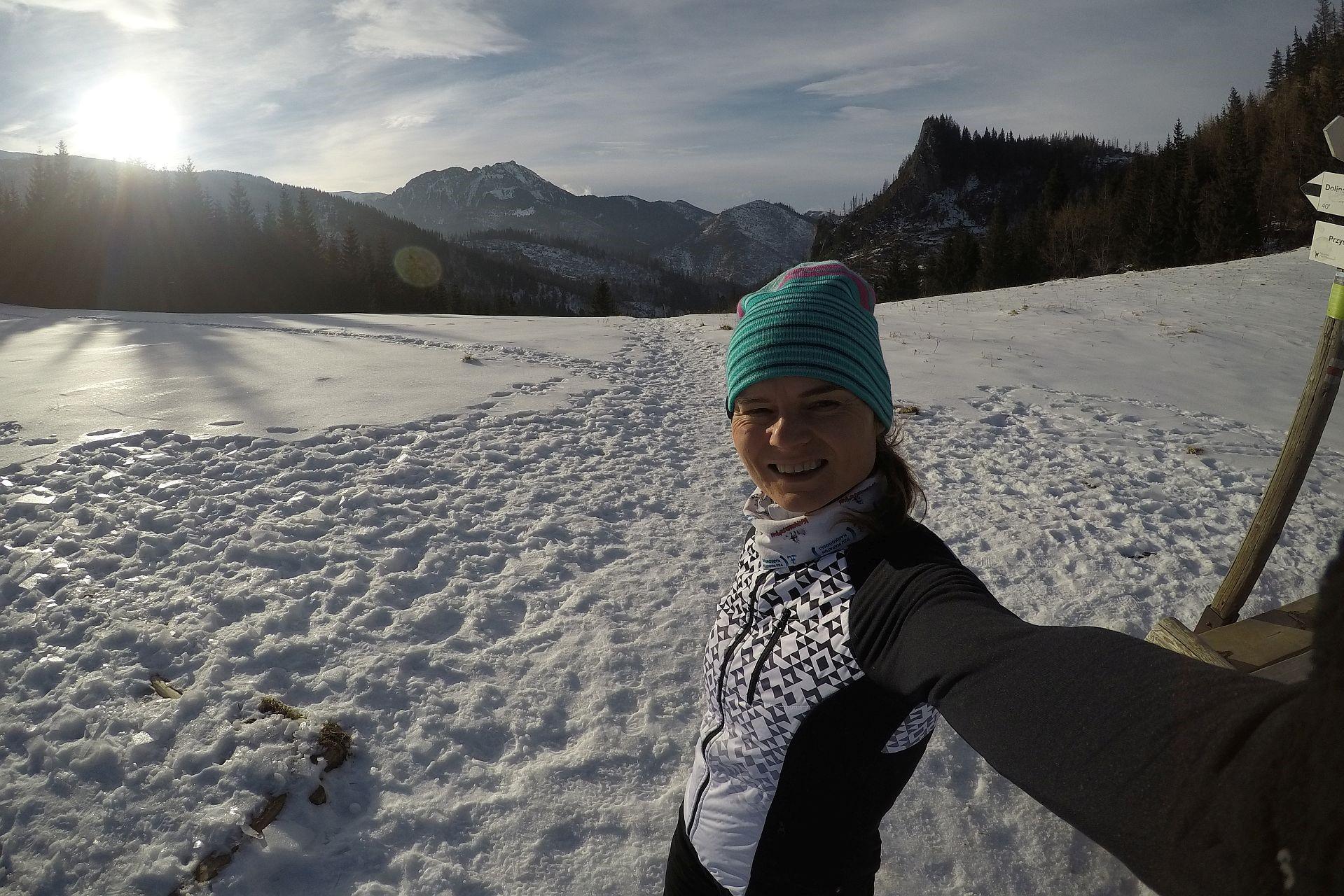 Trasy biegowe w Tatrach, Przysłop Miętusi