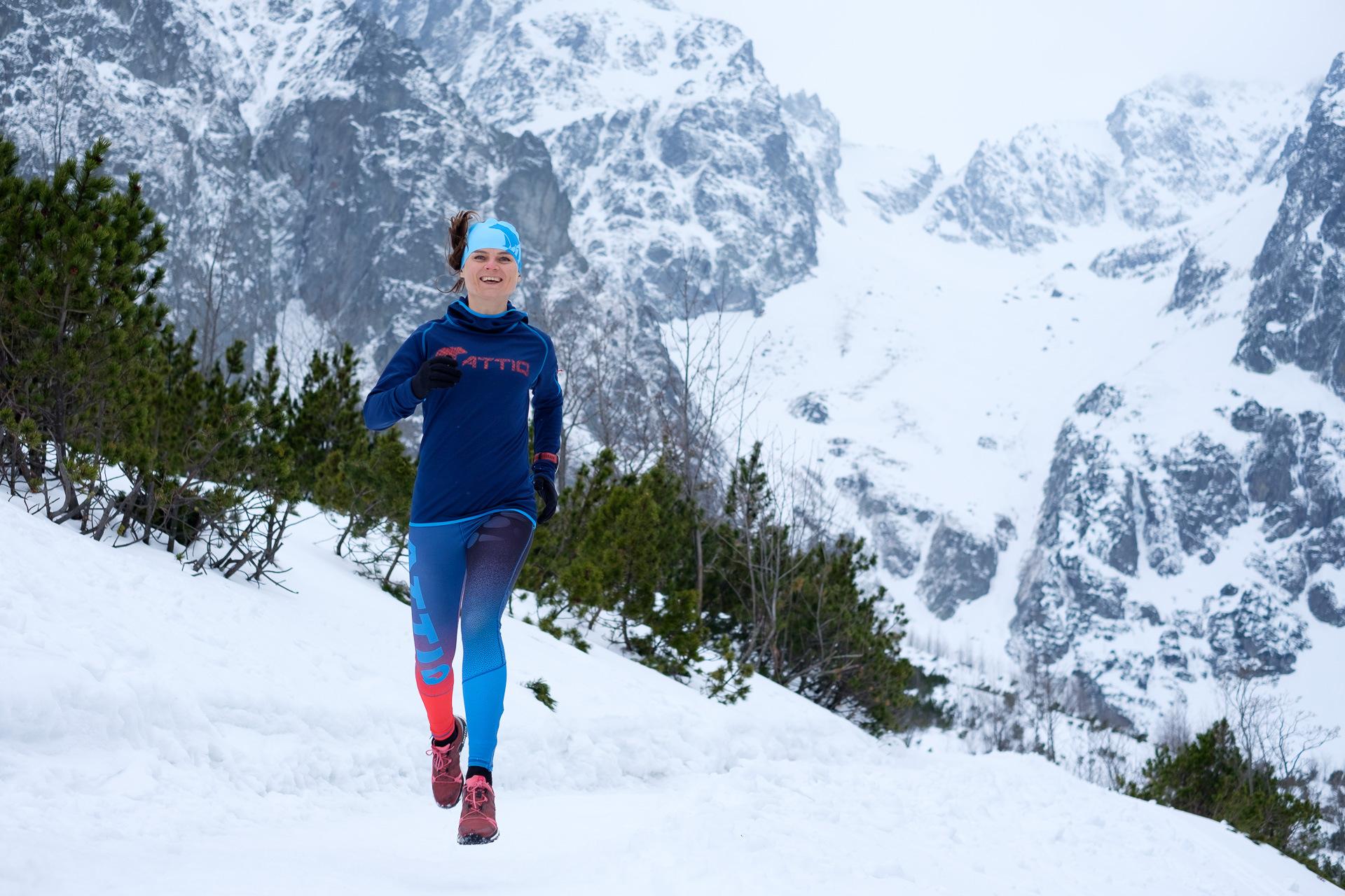 Bieganie w Tatrach, Dolina Kieżmarska