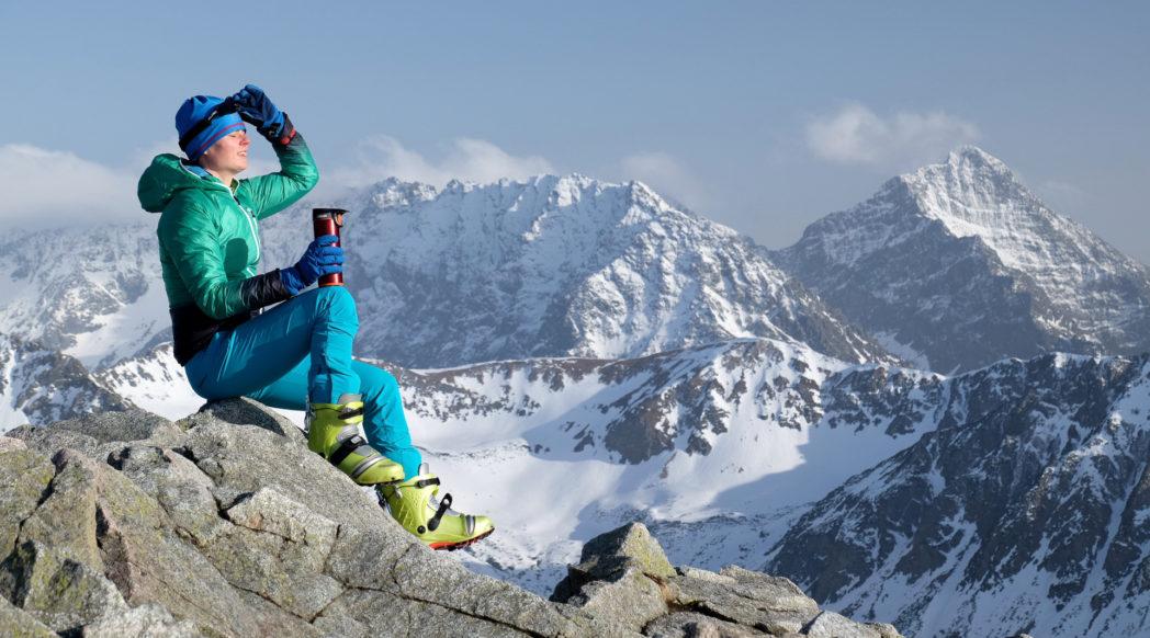 Skitury w majówkę, Kasprowy Wierch, trening w Tatrach