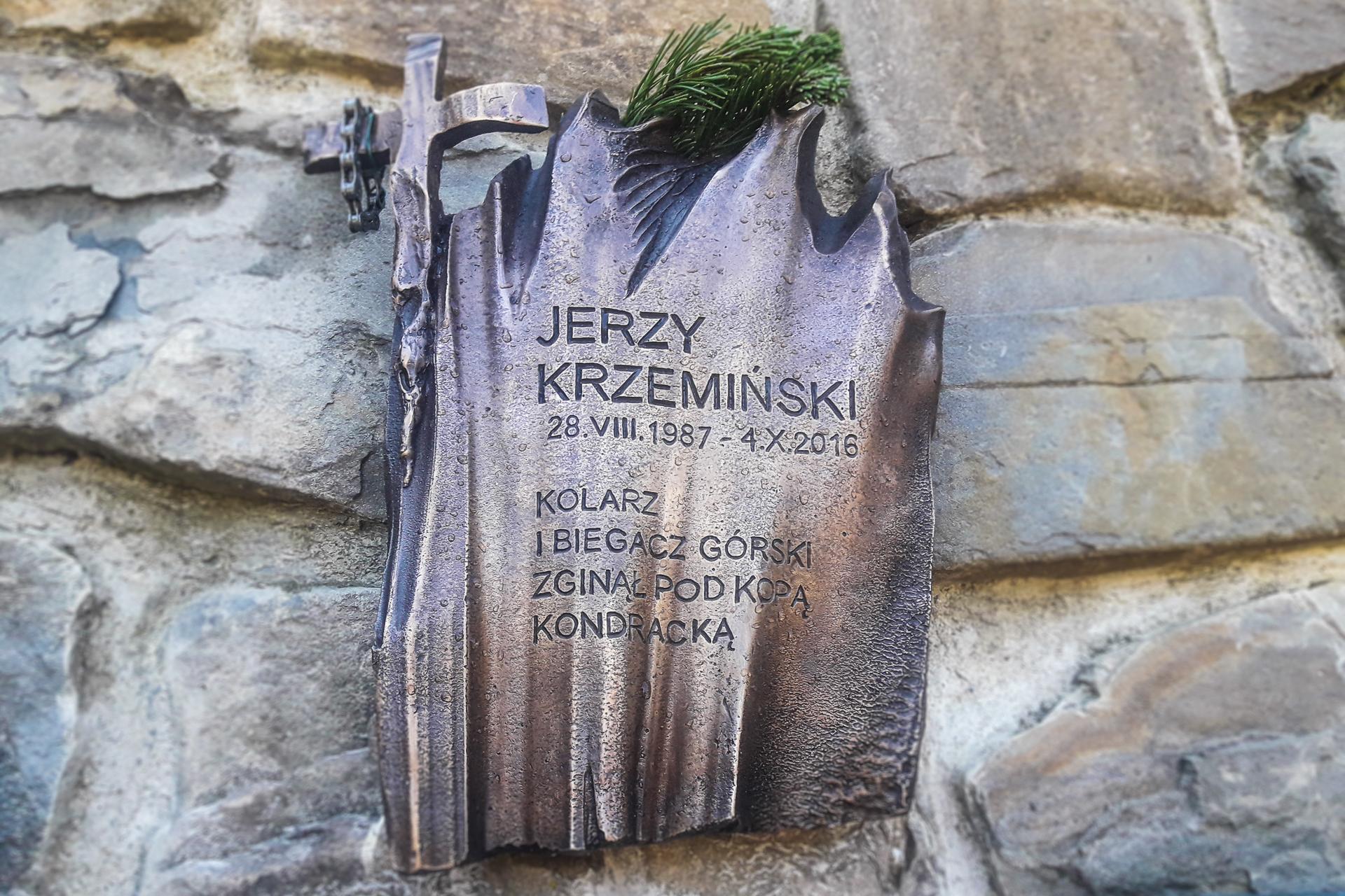 Jerzy Krzemiński, Wiktorówki, Tatry