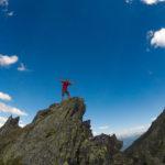 Pireneje, trening, bieganie, grań