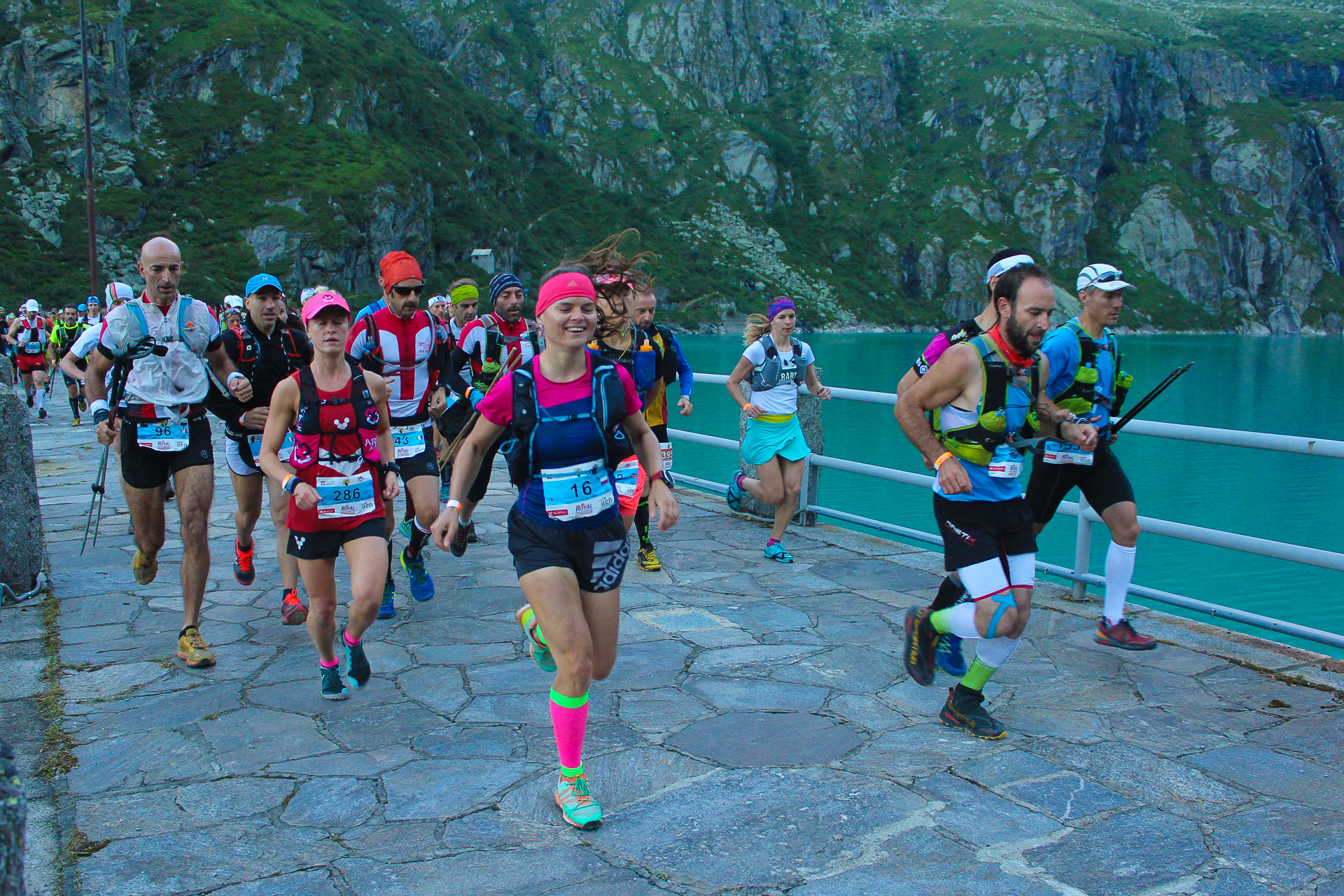 Royal Ultra Skymarathon Gran Paradiso. Start
