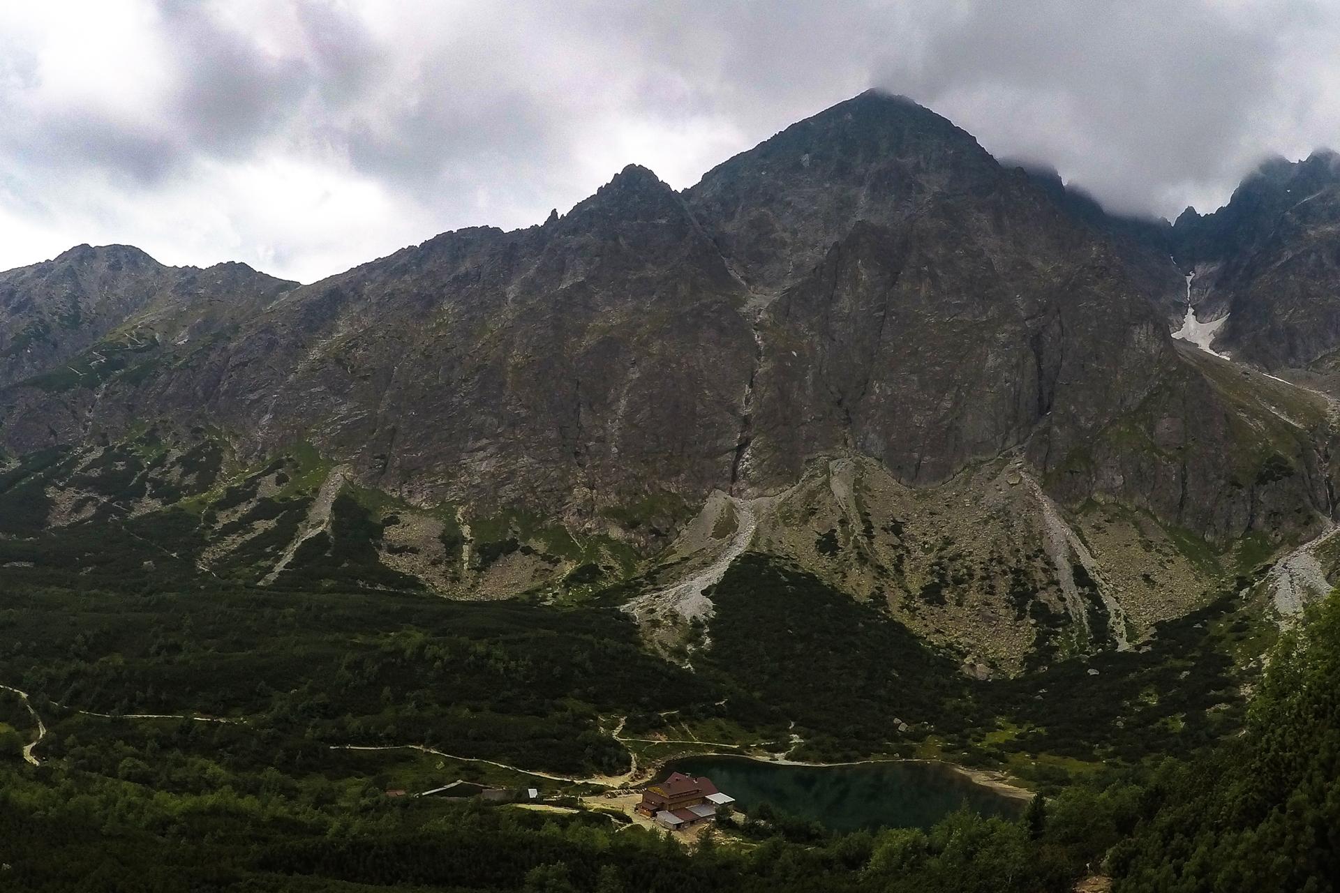 Zielony Staw Kieżmarski, Tatry Wysokie