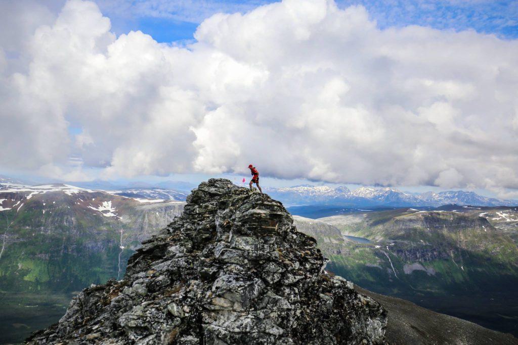 Tromso Skyrace 2017. Foto Martina Valmasoi