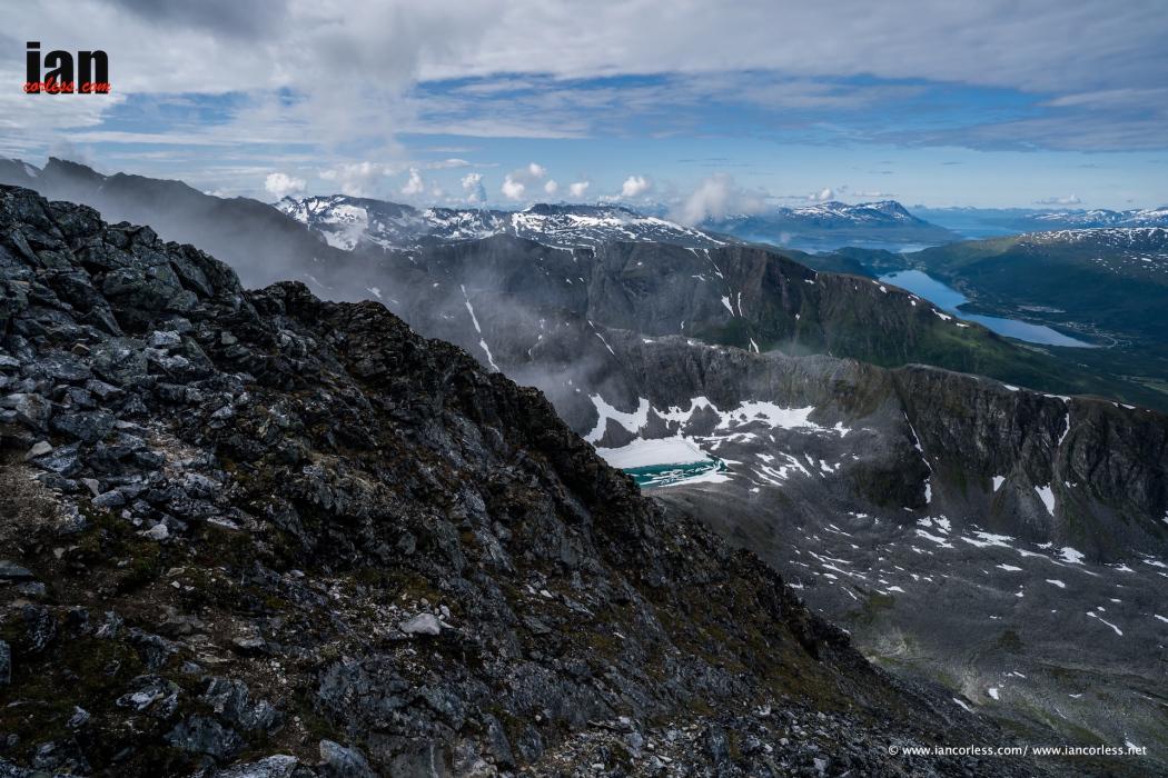 Tromso Skyrace 2017. Foto Ian Corless