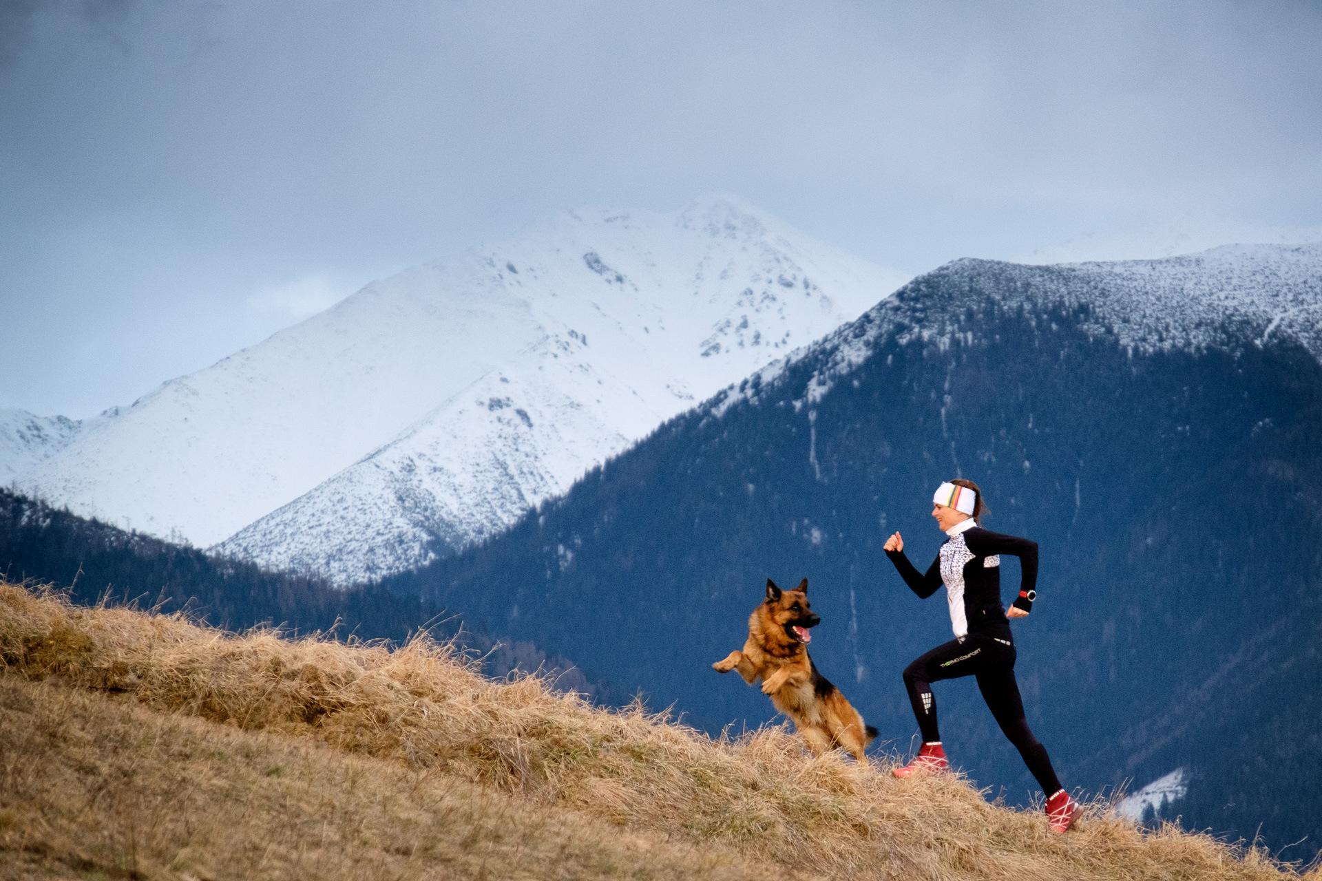 Jesienny obóz biegowy w Tatrach
