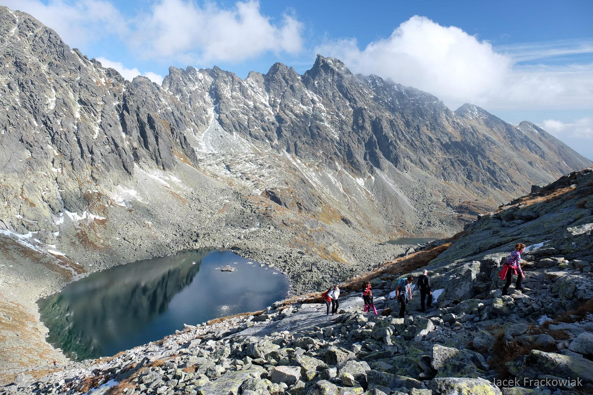 Dolina Młynicka, Tatry Wysokie, trasa biegowa