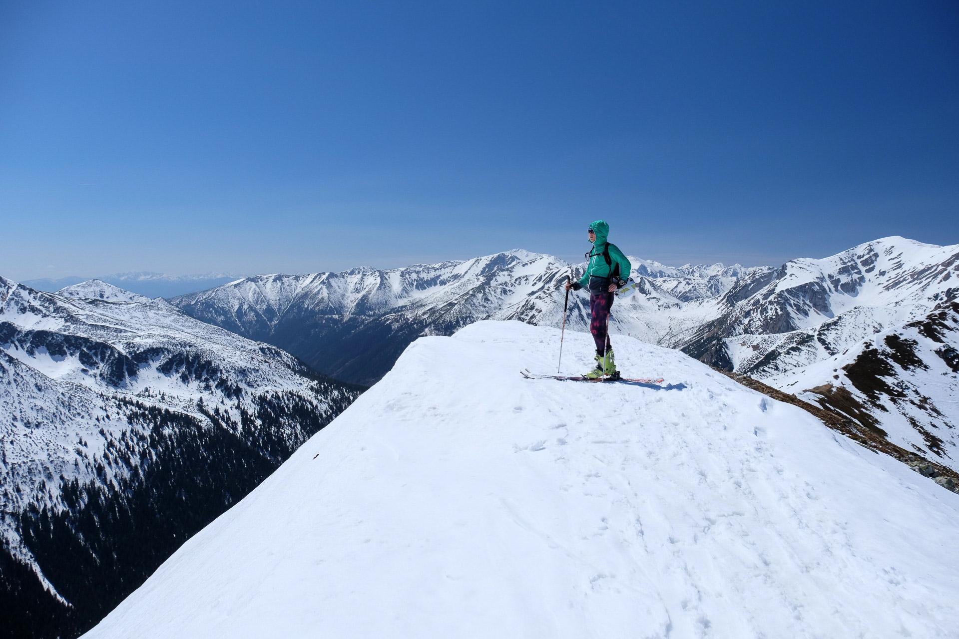 skitury, Kasprowy Wierch