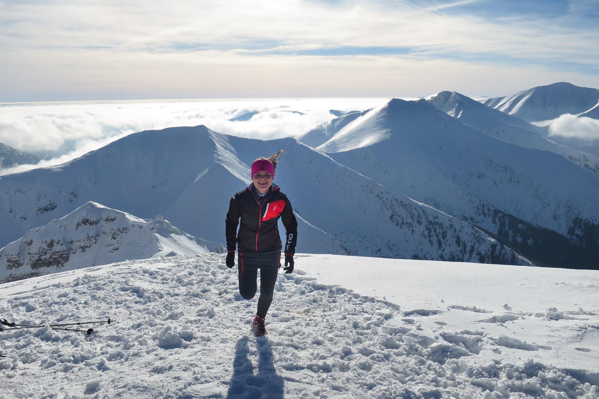 Biegowy i skiturowy klasyk – Czerwone Wierchy i Kasprowy Wierch
