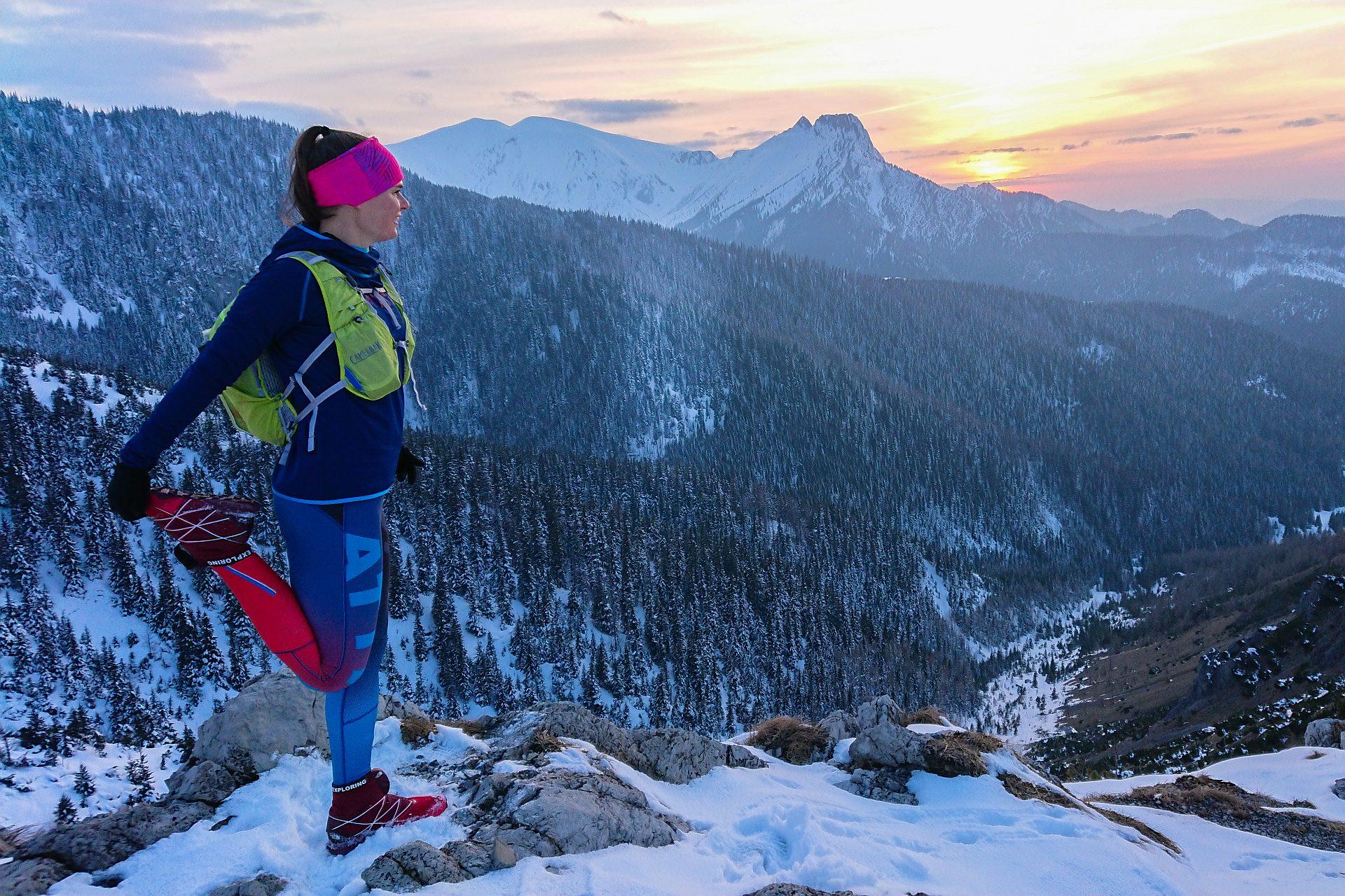 Tatry, biegaczka, obóz biegowy