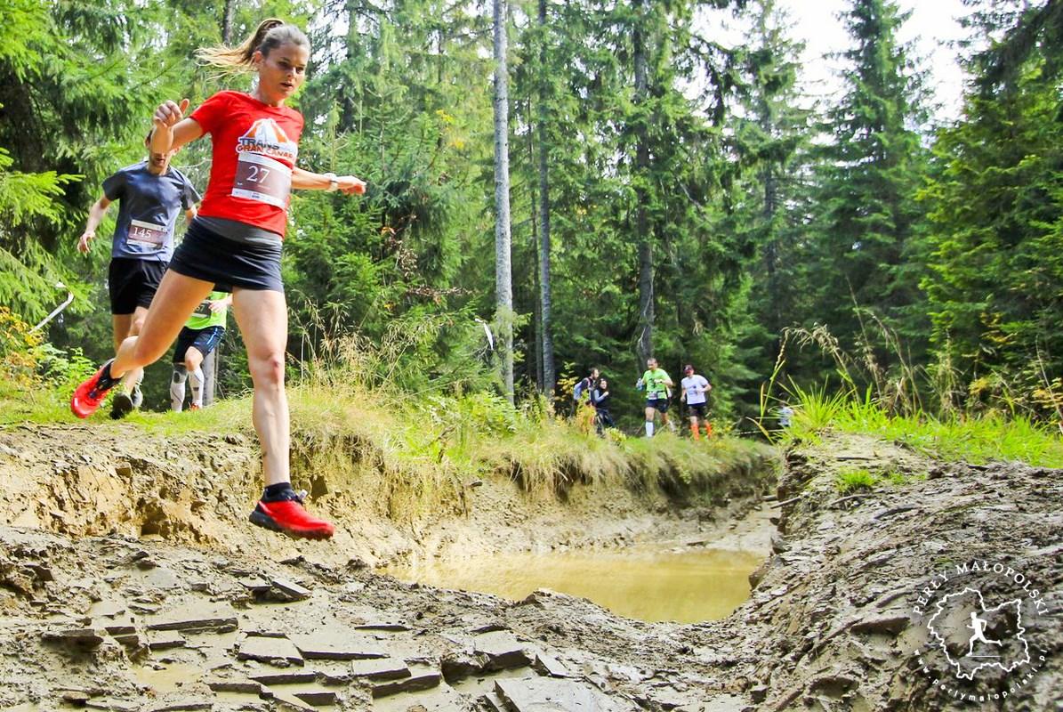 Trening zbiegania - zestaw ćwiczeń wzmacniających