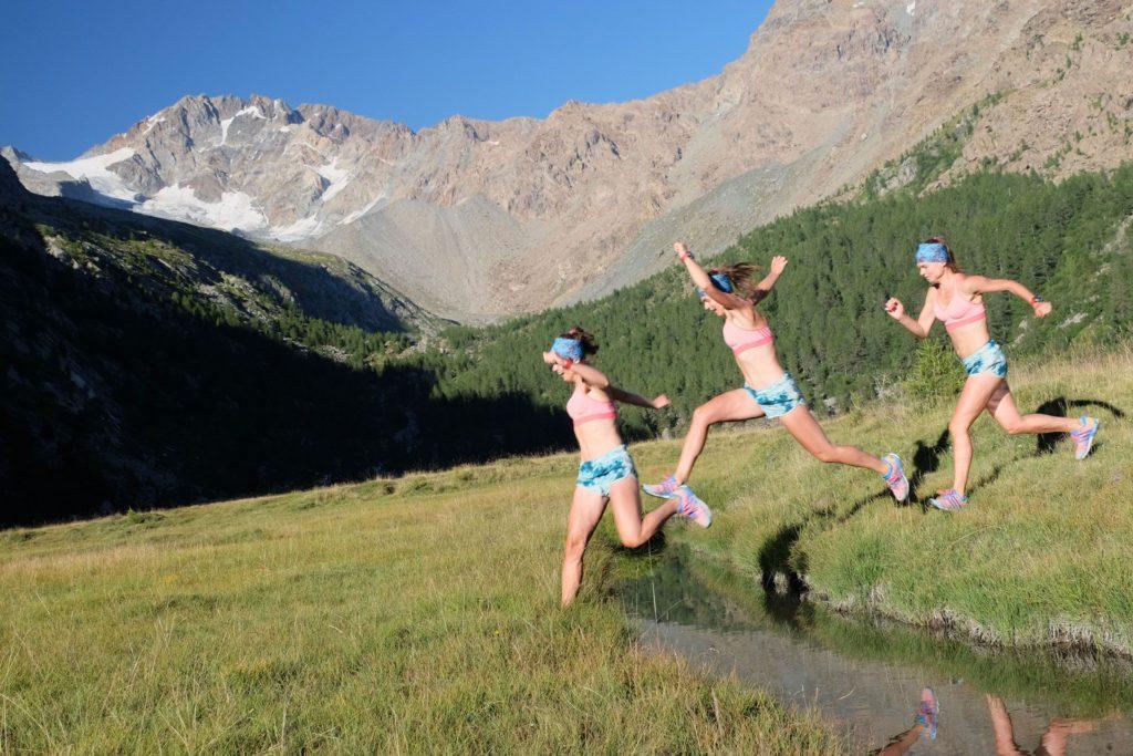 Val Masino, Alpy, bieganie po górach