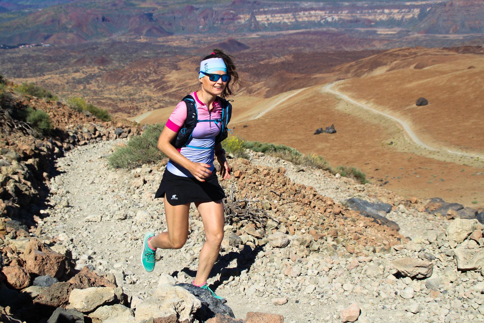 Bieganie na Teide, Teneryfa