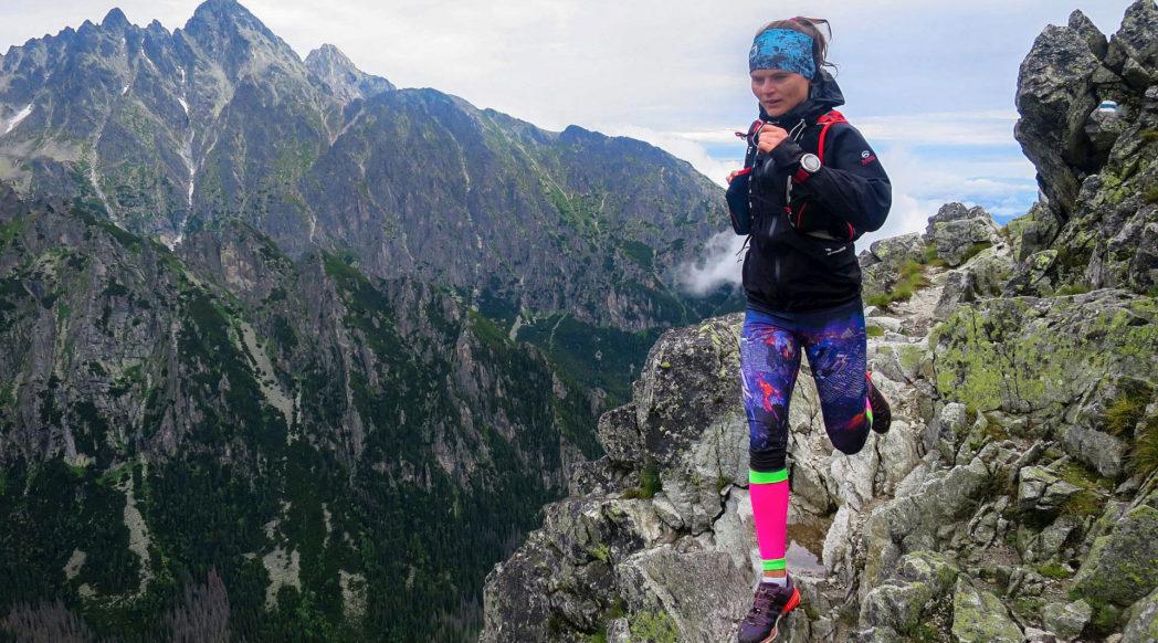Sławkowski Szczyt, Tatry Wysokie, Słowacja, bieganie