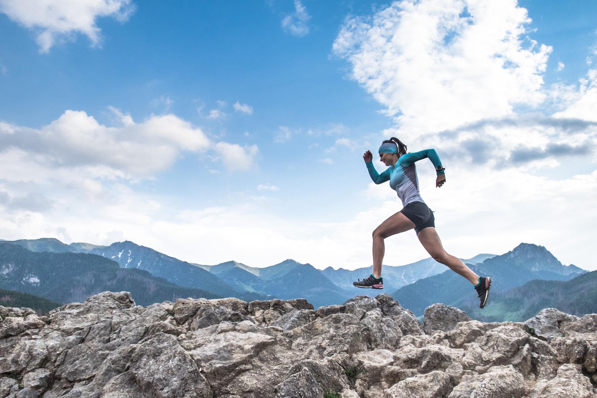 Nosal, Tatry, bieganie po górach