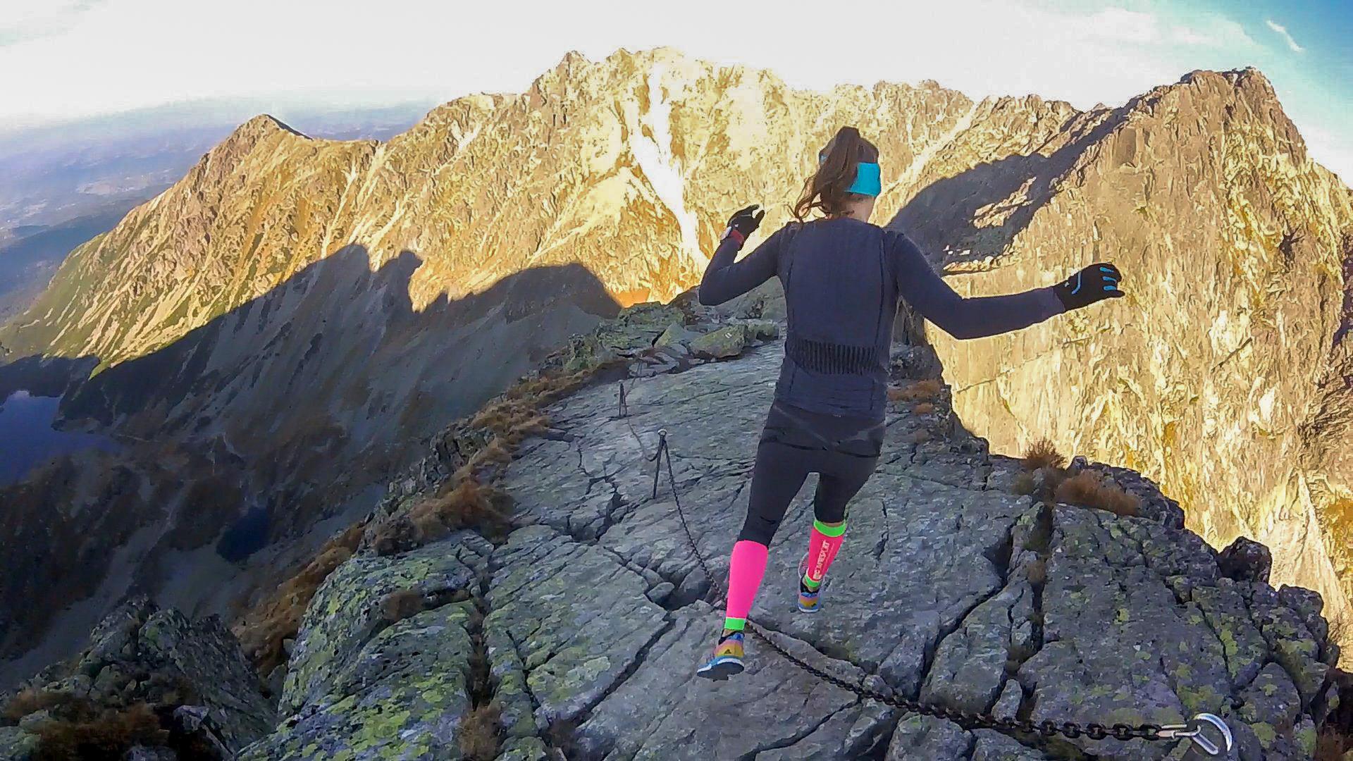 Orla Perć kobiecy rekord przejścia
