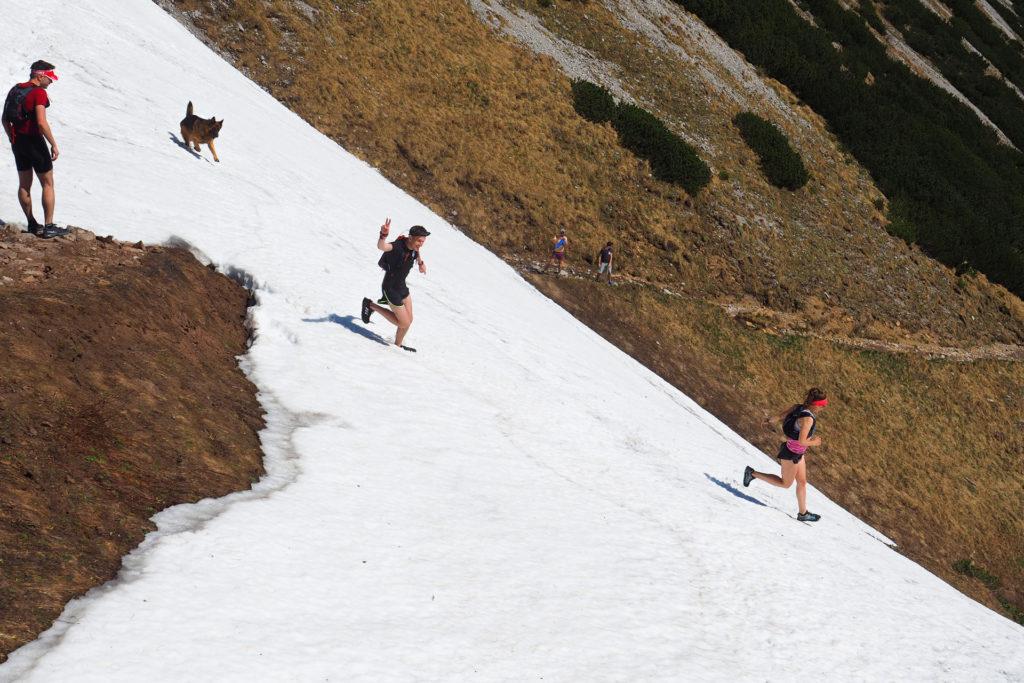 Tatry Bielskie, bieganie po górach, zbiegi