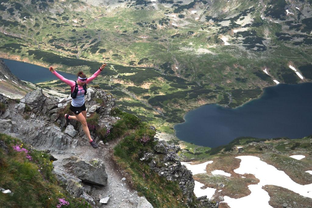 Szpiglasowa Przełęcz, Tatry Wysokie, bieganie po górach, zbieganie