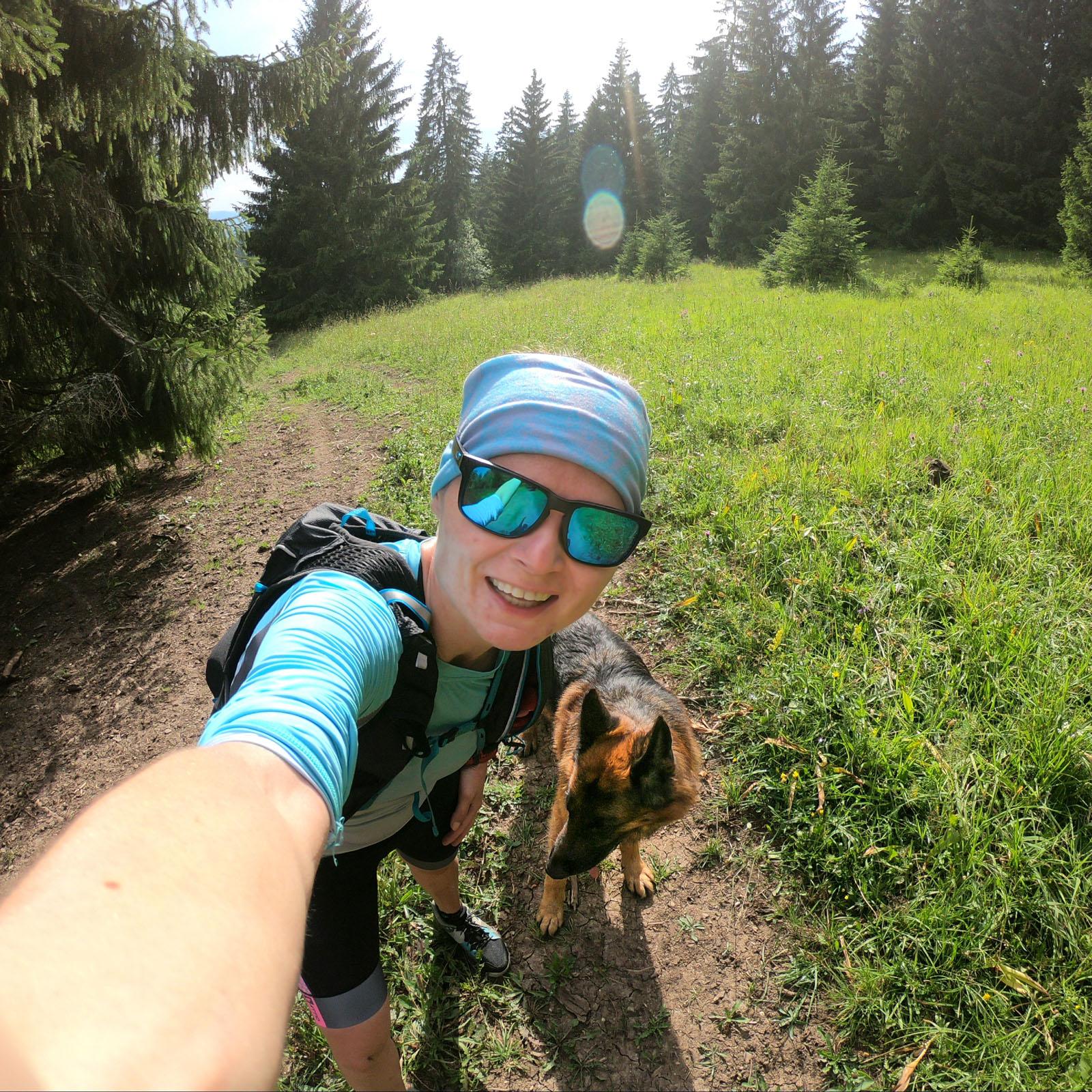 Tatry Zachodnie, bieganie po górach