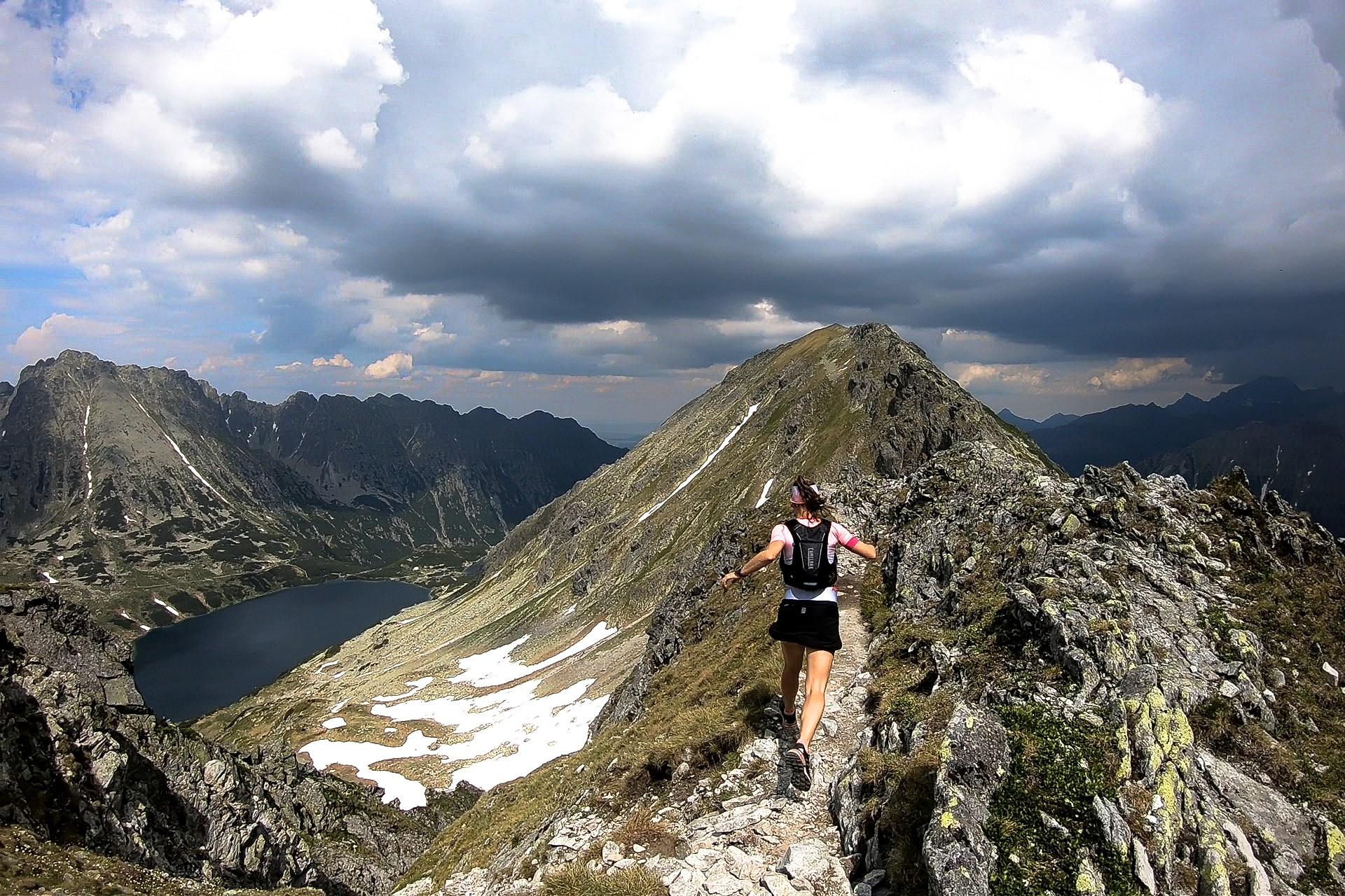 Szpiglasowa Przełęcz, Tatry Wysokie, trasy biegowe w Tatrach