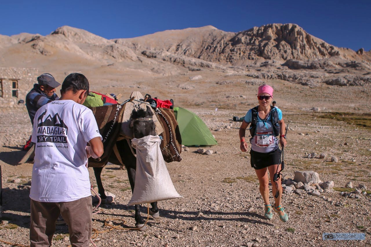Aladağlar Sky Trail 2018, Direktaş, ponad 3000 m n.p.m.