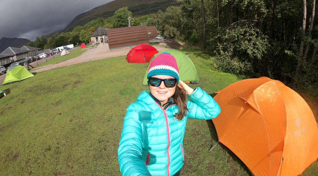 Kinlochleven, Szkocja, Blackwater Hostel & Campsite