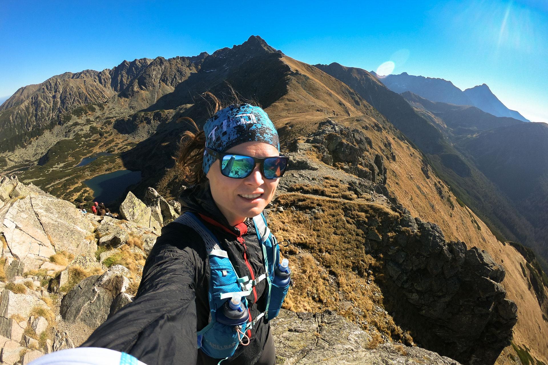 Tatry Wysokie, trasa biegowa w Tatrach