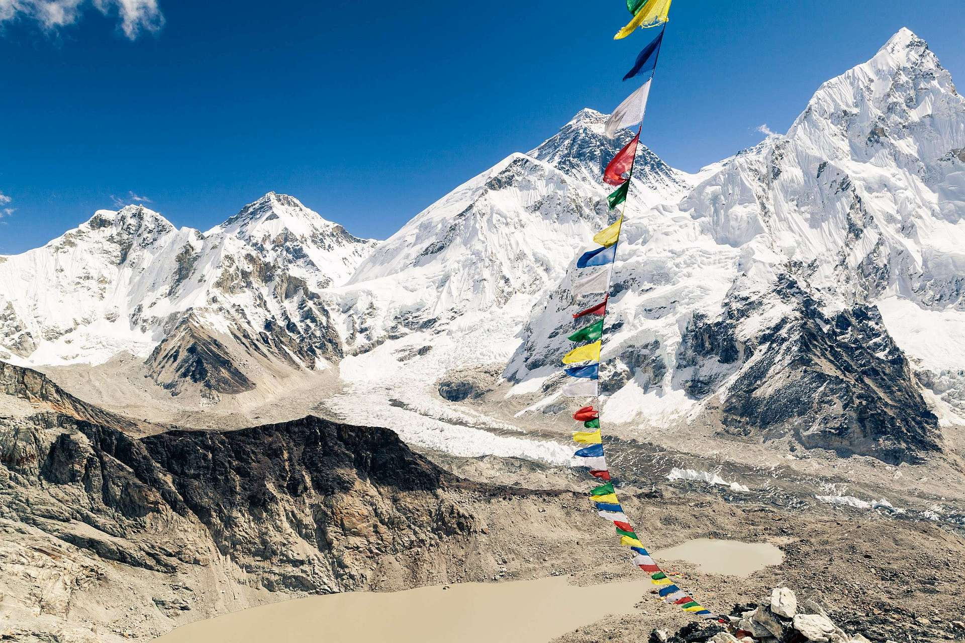 Everest Base Camp, Himalaje trekking
