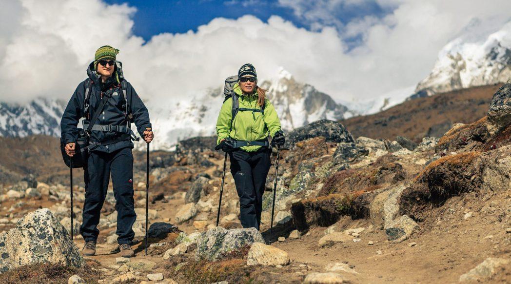 Mount Everest, Himalaje, trekking