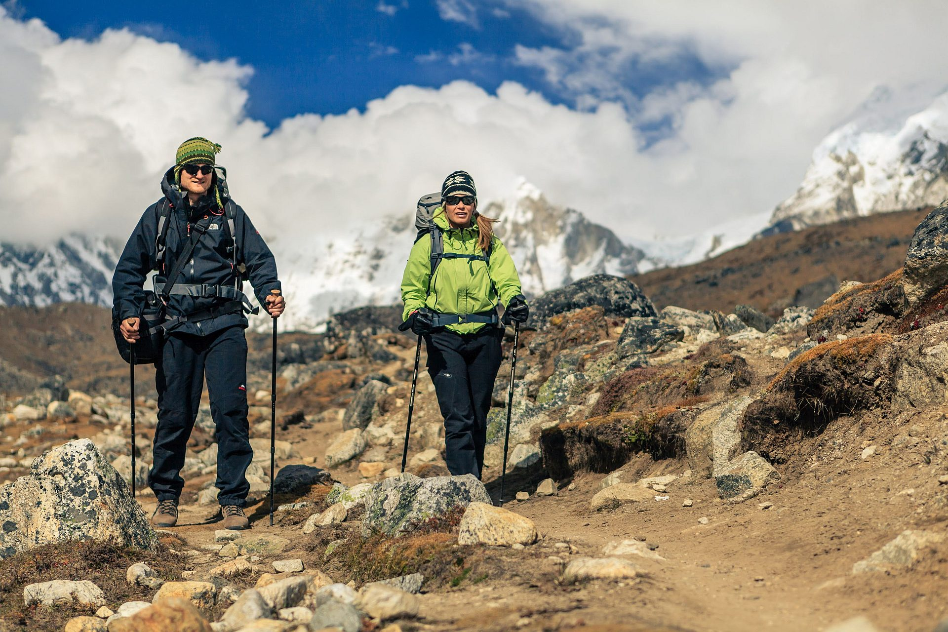 Mount Everest, Himalaje, trekking