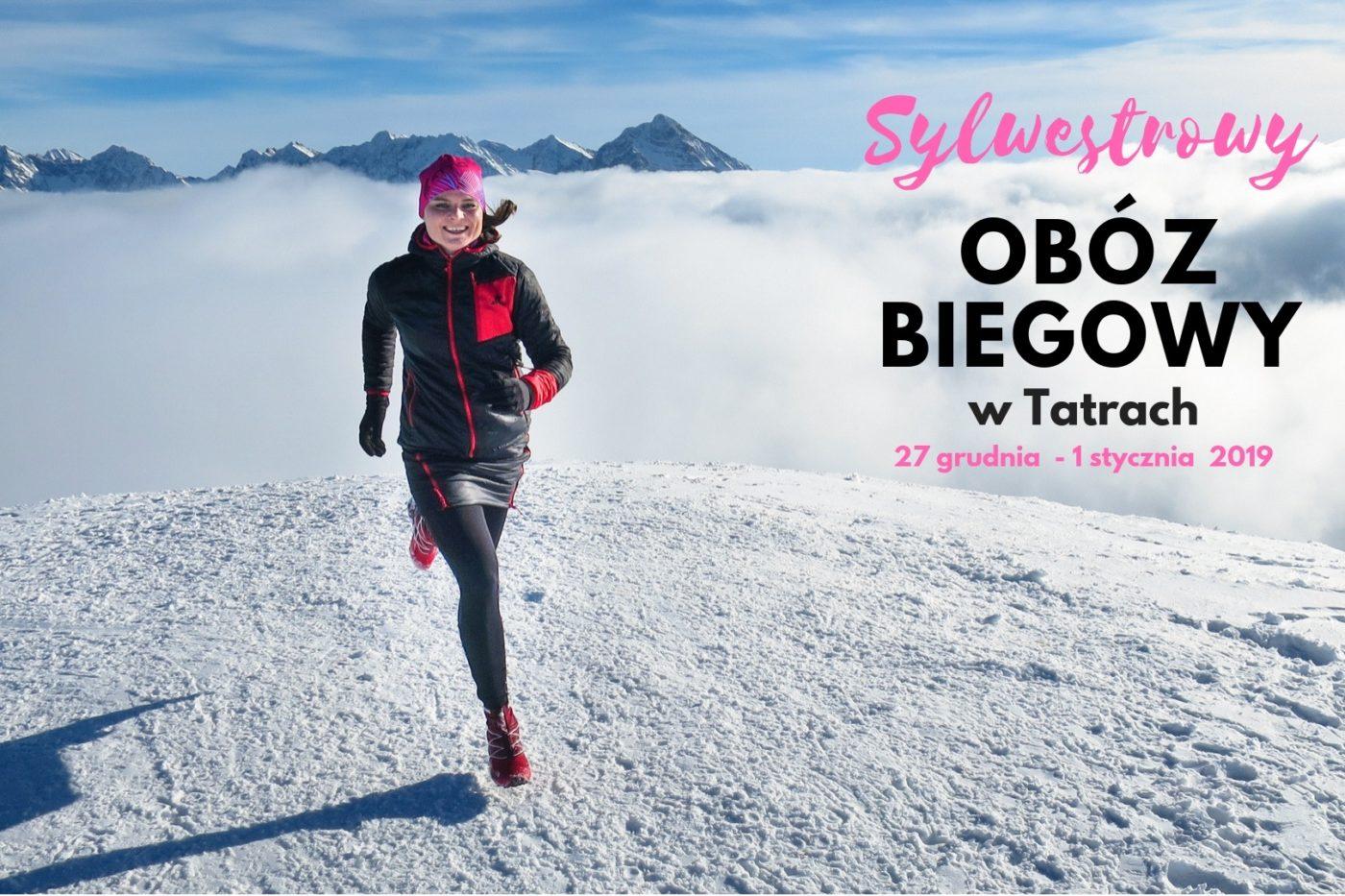 Sylwestrowy obóz biegowy w Tatrach