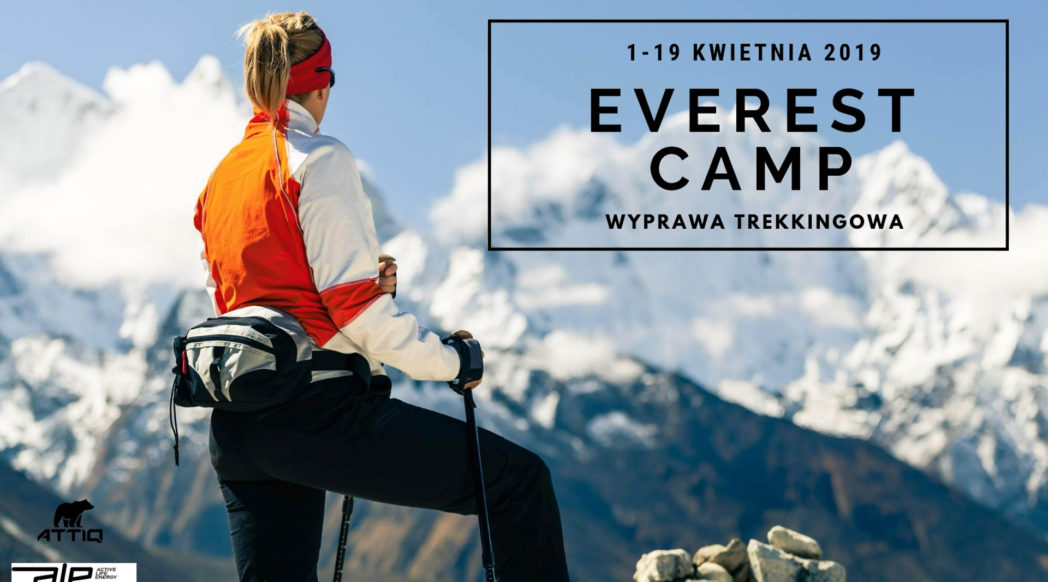 Everest Camp - trekking w Himalajach